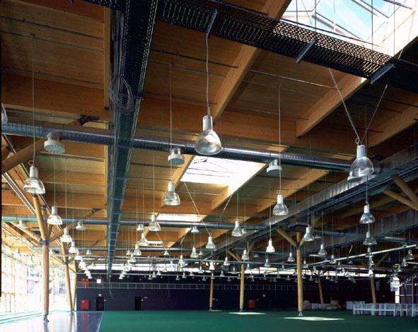 Holz Pavillon Messe Hannover ~ Französischer Pavillon Expo in Hannover  brettschichtholz de